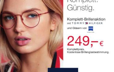 Tommy Hilfiger Brillen zum Komplettpreis