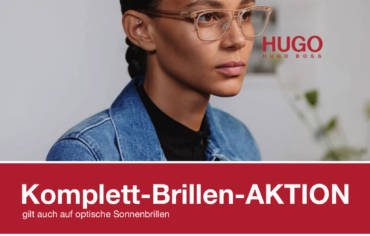HUGO-Brillen in Aktion
